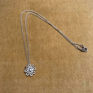 Tiffany & Co Daisy Necklace - Sterling Silver